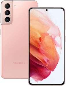 Samsung Galaxy S21 5G Smartphone Phantom Pink 256GB (UK Version) £655.06 @ Amazon