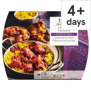 Tesco Chicken Tikka Masala Meal For One 550G £2 (Clubcard price) @ Tesco