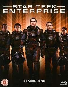 Star Trek: Enterprise - Season 1 [Blu-ray] - £10.98 (+£2.99 Non Prime) @ Amazon