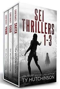 Sei Thrillers 1-3 - Kindle Edition Free @ Amazon