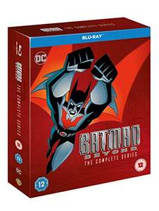 Batman Beyond: The Complete Series [Blu-ray] £40 at Amazon