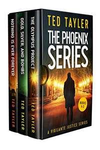 The Phoenix Series: Books 1-3 (The Phoenix Series Box Set) (The Phoenix Series Boxset Book 1) Kindle Edition FREE at Amazon