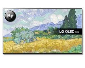 LG OLED55G16LA 55 inch OLED Evo 4K Ultra HD HDR Smart TV - £1241.22 Delivered @ TekShop247