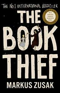 The Book Thief by Markus Zusak - Kindle Edition now 99p @ Amazon