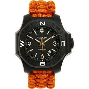 Victorinox Orange & Black Chunky Braid Analogue Watch £199.99 @ TK Maxx