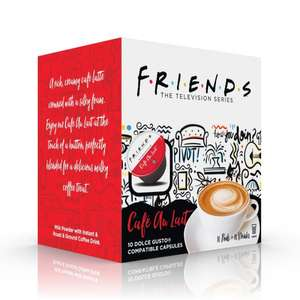 Friends Dolce Gusto Compatible coffee pods 20p (Short BBE - 17/09) @ B&M (Chepstow)