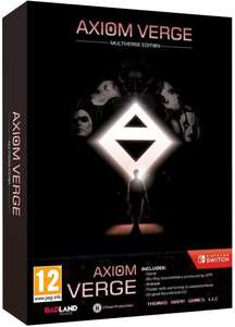Axiom verge multiverse edition Nintendo Switch £24.99 at SMG