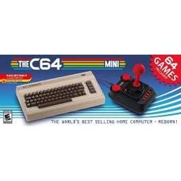 C64 Mini £39.95 at The Game Collection