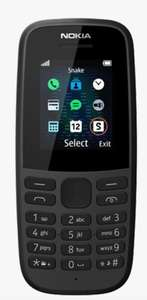 Nokia 105 Mobile Phone + Sim Card £2.50 pm for 24 months / Then £0.50 per month for 12 months at Sky Digital