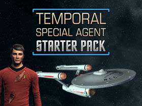 Star Trek Online: Reflections - Temporal Agent Starter Pack Free @ AlienWareArena