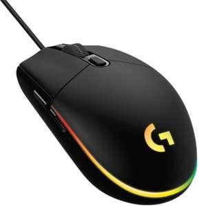 Logitech G203 LIGHTSYNC Gaming Mouse with Customizable RGB Lighting, Black - £18.07 Prime / +£4.49 non Prime @ Amazon