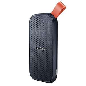 SanDisk 1TB portable SSD, up to 520MB/s read speed - £84.25 (with saving at checkout) UK Mainland @ Amazon Germany