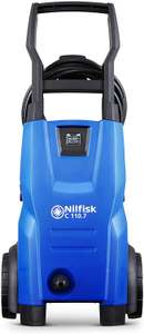 Nilfisk C 110 bar Pressure Washer – Electric Power Washer for Household, Outdoor, Car Washing and Garden Tasks (Blue) - £66.28 @ Amazon
