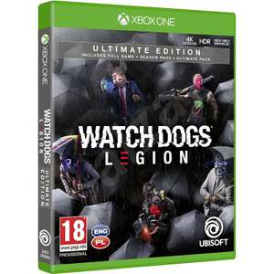 Watch Dogs Legion Ultimate Edition - Game Exclusive £27.99 + delivery @ Game