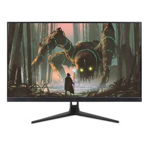 """electriQ 25"""" Full HD HDR 165Hz Freesync Gaming Monitor - £124.97 delivered @ Laptops Direct"""