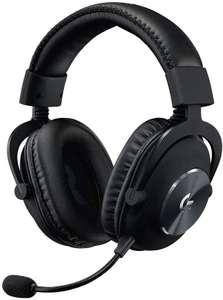 Logitech G PRO X Gaming Headset, Black - £68.87 @ Amazon
