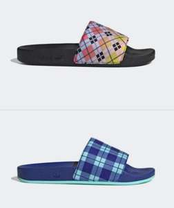 Adidas Adilette Slides Now £14.99 Free click & collect or £3 delivery @ schuh