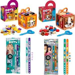 LEGO Dots 41930 / 41910 / 41927 / 41928 / 41929 / 41934 / 41922 / 41923 - £3 each (Click & Collect) @ Smyths