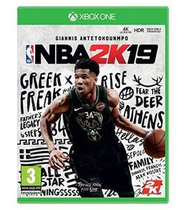 Xbox One - NBA 2K19 /Xbox One£3.45 at Rarewaves