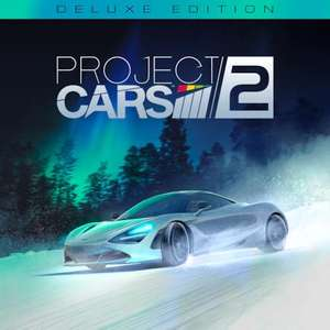 Project CARS 2 Deluxe Edition £10.49 @ Playstation Store