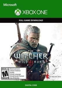 The Witcher 3: Wild Hunt (Xbox One) £1.92 @ Eneba (Best Deals)