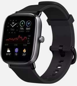 Amazfit GTS 2 Mini Smart Watch Original Box Midnight Black Used Condition - £37.18 Delivered @ Sapphire.1 / Ebay