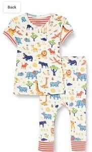 Hatley Baby Boys' Organic Cotton Short Sleeve Pyjama Set Toddler from £7.28 (+£4.49 Non-Prime) @ Amazon