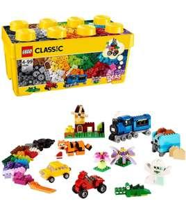 LEGO Classic 10696 Creative Box £16.66 / LEGO City 60276 Police Prisoner Transport £11.25 @ Sainsburys from 22nd