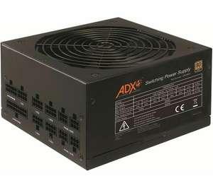 ADX Power W850 80+ Gold Modular 850W ATX PSU/Power Supply Unit £59.99 with code at Currys PC World (10 years warranty)