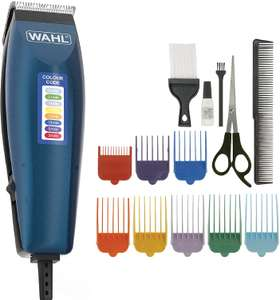 Wahl 9155-2917W Colour Pro Clipper £12 (Free click and collect) at Asda George