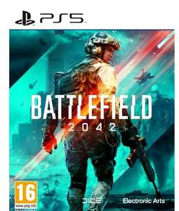 Battlefield 2046 PS5/Xbox series X £47.96 with code The Game Collection via Ebay