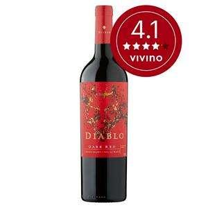 Diablo Dark Red Wine of Chile 75cl - £8 at Sainsbury's