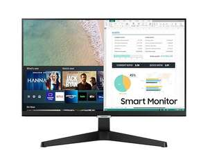 """24"""" M50A Full HD Smart Monitor with Speakers & Remote + Free Galaxy buds live +£20 amazon voucher via unidays £159.20 @ Samsung EPP"""