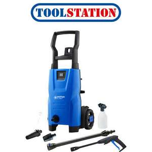 Nilfisk C 110.7-5 X-TRA Compact Pressure Washer 110 bar, £53.02 with code at toolstation_ltd ebay (£61 with Patio Cleaner)