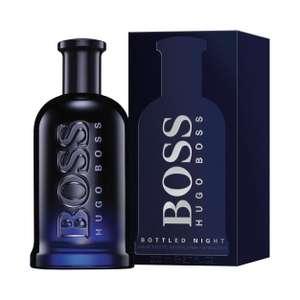 Hugo Boss Bottled Night Eau de Toilette 200ml £34.36 delivered using code @ eBay / perfume_shop_direct