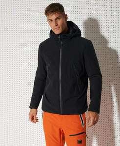 Superdry Men's Pro Elite padded jacket in black for £50.39 delivered using code @ eBay / Superdry