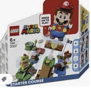 Mario Lego Starter Pack - £25 Instore @ Sainsbury's (Whitechapel, London)
