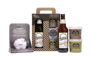 Mr. Tubs beer, pork crackling and piggy bank gift set - £5.99 (+£4.49 Non-Prime) - Sold by Twenty20one / Fulfilled by Amazon