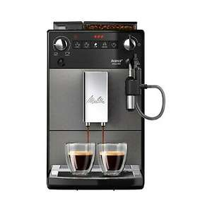 Melitta 6767843 Avanza Bean To Cup Coffee Machine - Mystic Titan - £324 (With Code) @ eBay / buyitdirectdiscounts