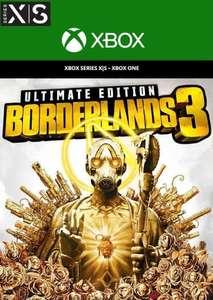 Borderlands 3: Ultimate Edition Xbox One/Series X/S £35.99 @ CDKeys
