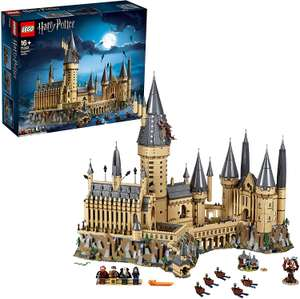 LEGO Harry Potter 71043 Hogwarts Castle £279.99 (For My John Lewis Members) @ John Lewis & Partners