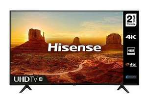 """Hisense 65A7100FTUK 65"""" 4K Ultra HD HDR Smart TV with Freeview for £474 delivered using code (mainland UK) @ eBay / Box"""