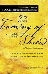 The Taming of the Shrew Annotated Kindle Edition by William Shakespeare FREE at Amazon