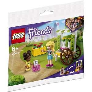 Selected LEGO Friends, Lego Speed & LEGO Ninjago Mini Build Polybags - £1.84 each @ Tesco Express Worcester