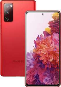 New Samsung Galaxy S20 FE 4G 6GB RAM 128GB Snapdragon 865 Dual Sim Unlocked (RED) £324.99 mobiledealsuk eBay