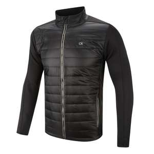 Calvin Klein Quilted Insulated Padded Jacket (5 colours) £39.99 (£3.95 delivery) @ County Golf