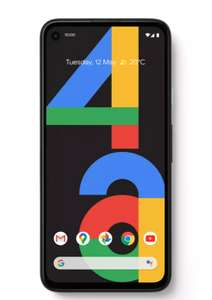 Google Pixel 4a 5G G025I - 128GB - Just Black (Unlocked) UK Version - Grade A refurb £334.59 @ miandmore eBay