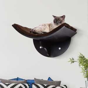 PawHut Wood Cat Shelf Perch Bed £18.39 Delivered using code @ eBay / mhstarukltd