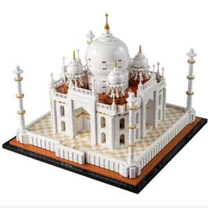 LEGO Architecture 21056 Taj Mahal £76.49 delivered with code (My John Lewis member) @ John Lewis & Partners