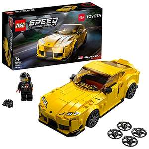 LEGO Speed 76901 Champions Toyota GR Supra - £13.50 (+£4.49 Non-Prime) @ Amazon